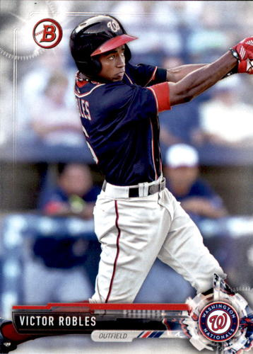 Photo of 2017 Bowman Prospects #BP73 Victor Robles