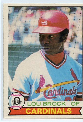 Photo of 1979 O-Pee-Chee #350 Lou Brock