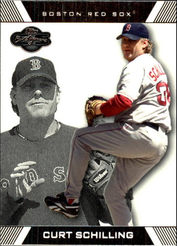 Photo of 2007 Topps Co-Signers #19 Curt Schilling
