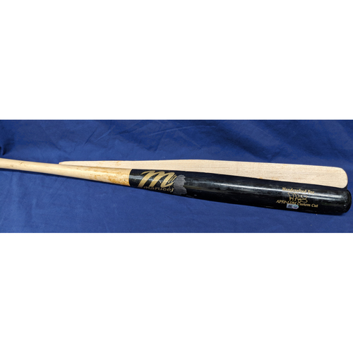 Photo of Albert Pujols 2014 Game-Used Broken Bat