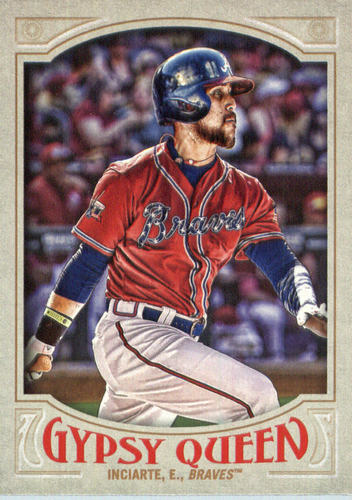 Photo of 2016 Topps Gypsy Queen #290 Ender Inciarte