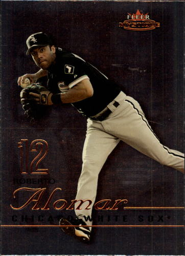 Photo of 2003 Fleer Mystique #68 Roberto Alomar
