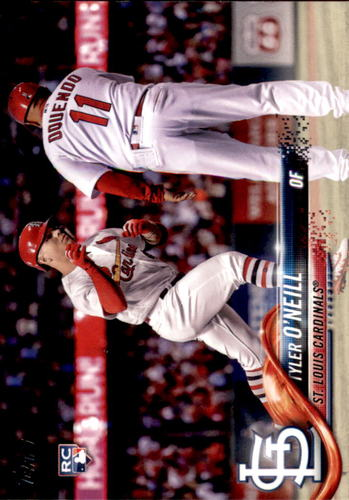 Photo of 2018 Topps Update #US218 Tyler O'Neill RC