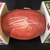 PANTHERS - Torrey Smith Signed Authentic Duke Football