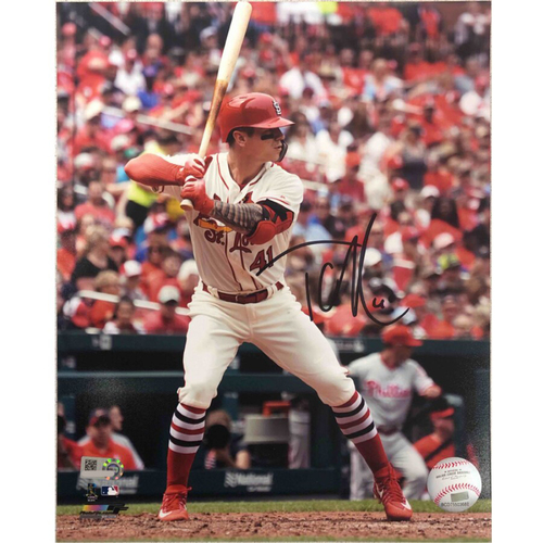 Photo of Cardinals Authentics: St. Louis Cardinals Tyler O'Neill Autographed Photo