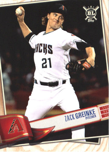 Photo of 2019 Topps Big League #162 Zack Greinke