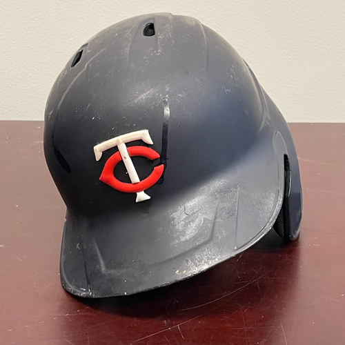 Photo of Minnesota Twins: Game-Used Right Handed Helmet - Willians Astudillo -  Authenticated for 6 games