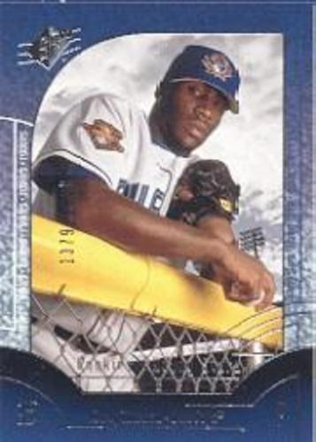 Photo of 2002 SPx #110P Corey Thurman YS RC
