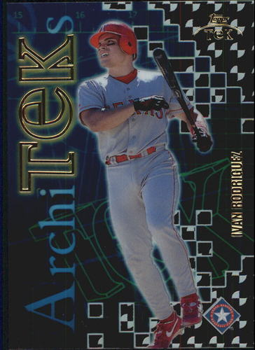 Photo of 2000 Topps Tek Architeks #A18 Ivan Rodriguez