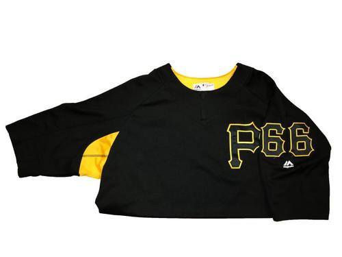 #66 Team-Issued Batting Practice Jersey
