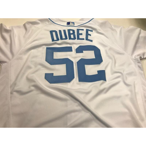 Photo of Team-Issued Father's Day Jersey: Rich Dubee