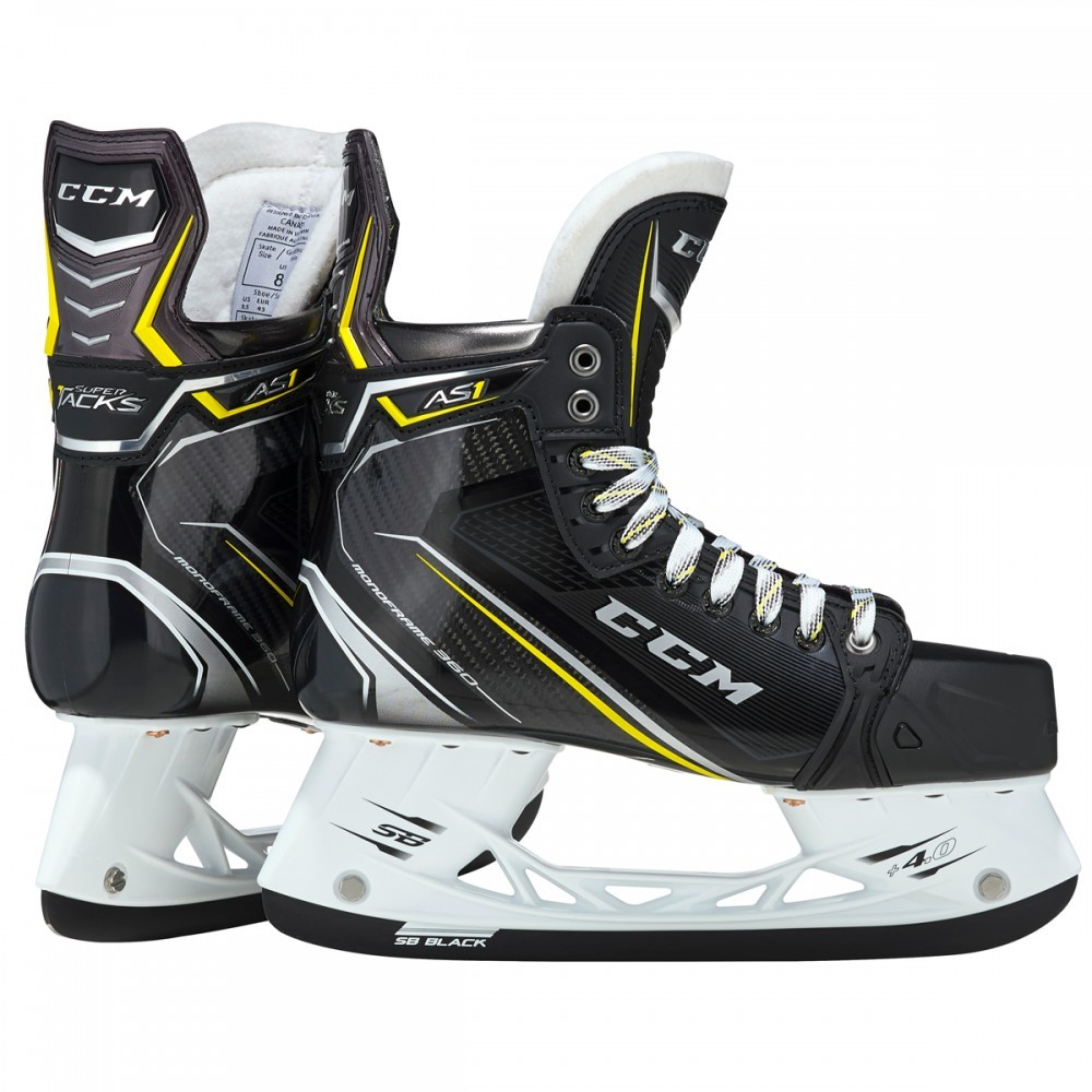 CCM Super Tacks AS1 Ice Hockey Skates