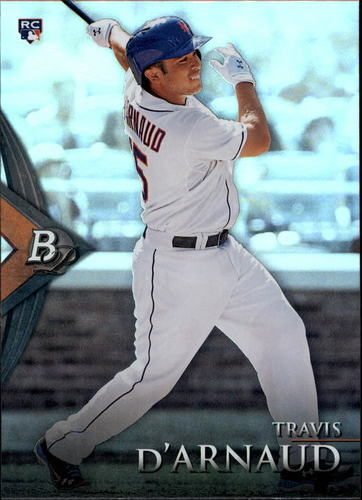 Photo of 2014 Bowman Platinum #79 Travis d'Arnaud RC