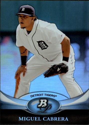 Photo of 2011 Bowman Platinum #6 Miguel Cabrera