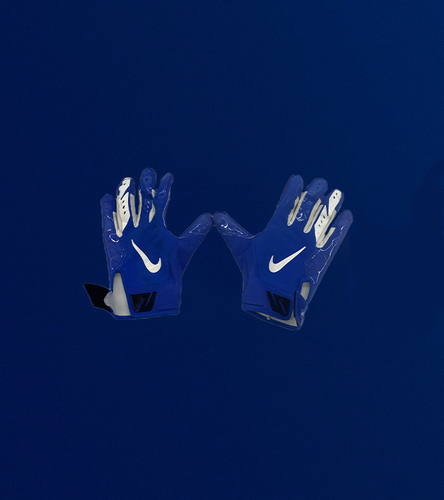 Gerald Everett Game Used Gloves - (11/1/20 VS. Miami Dolphins)