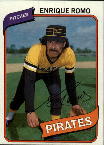 Photo of 1980 Topps #332 Enrique Romo