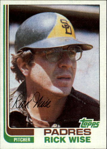 Photo of 1982 Topps #330 Rick Wise