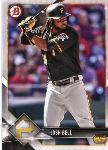 Photo of 2018 Bowman #92 Josh Bell