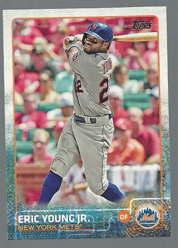 Photo of 2015 Topps #199 Eric Young Jr.