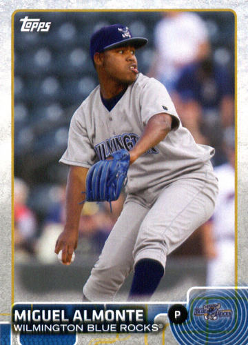 Photo of 2015 Topps Pro Debut #178 Miguel Almonte
