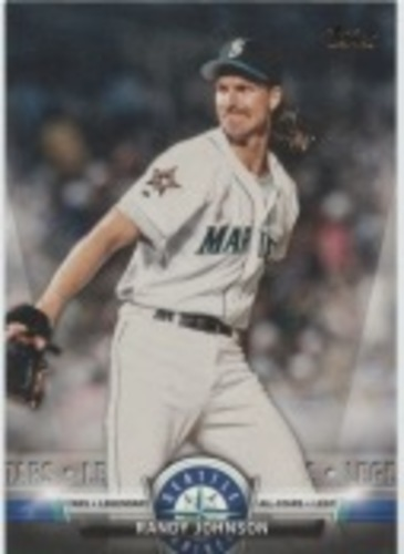 Photo of 2018 Topps Update Salute #S7 Randy Johnson