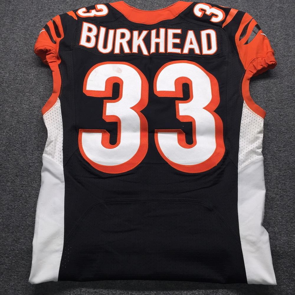 rex burkhead bengals jersey