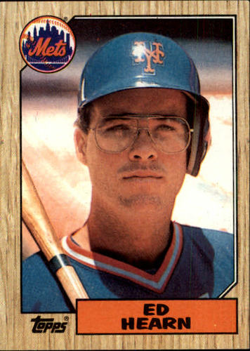 Photo of 1987 Topps #433 Ed Hearn RC