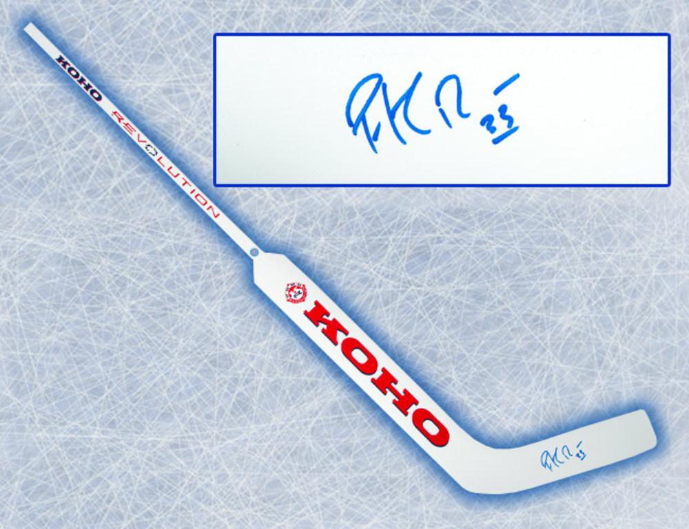 Patrick Roy Montreal Canadiens Autographed KOHO Revolution Goalie Stick