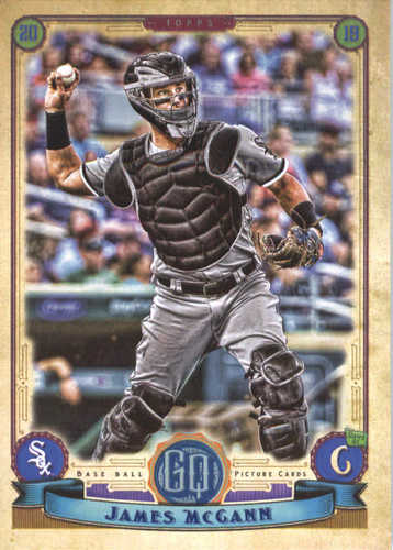 Photo of 2019 Topps Gypsy Queen #239 James McCann