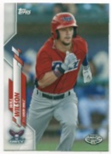Photo of 2020 Topps Pro Debut #PD69 Will Wilson