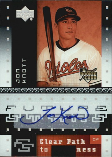 Photo of 2007 Upper Deck Future Stars #129 Jon Knott AU (RC)