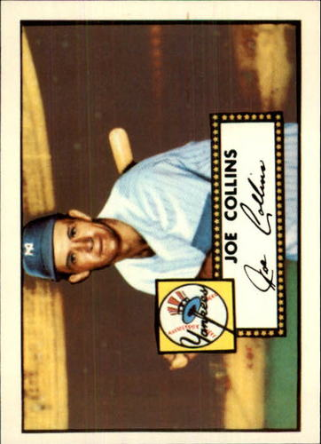 Photo of 1983 Topps 1952 Reprint #202 Joe Collins