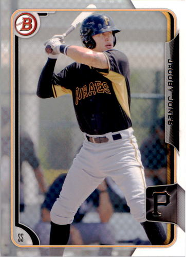 Photo of 2015 Bowman Prospects #BP131 JaCoby Jones