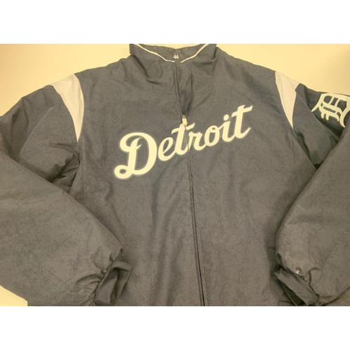 Photo of #44 Home Bench Jacket