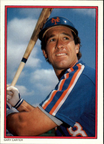 Photo of 1988 Topps Glossy Send-Ins #7 Gary Carter