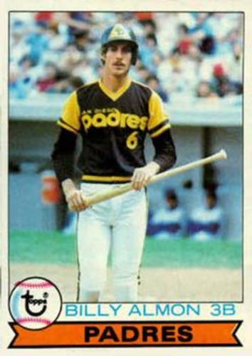 Photo of 1979 Topps #616 Billy Almon