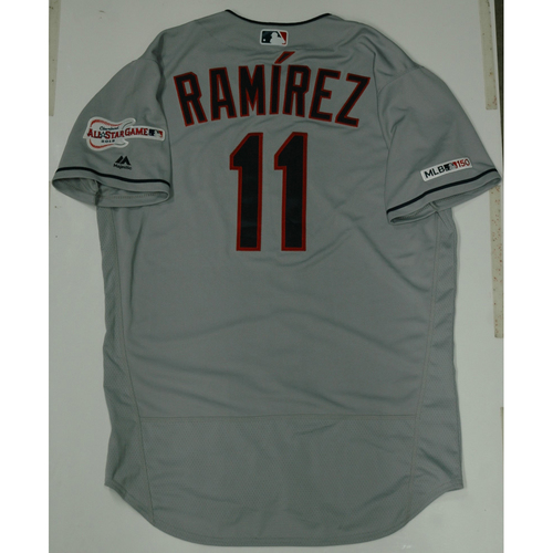 Photo of Jose Ramirez 2019 Team Issued Road Jersey