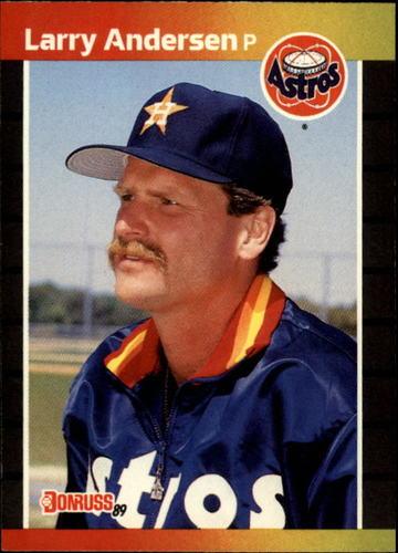 Photo of 1989 Donruss #359 Larry Andersen