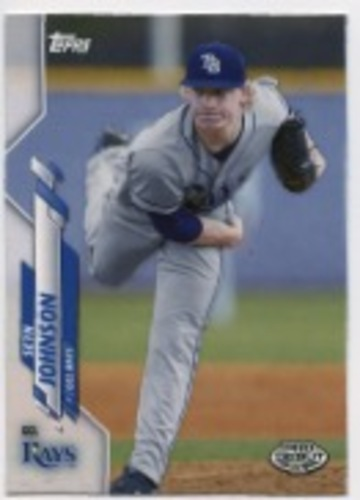 Photo of 2020 Topps Pro Debut #PD73 Seth Johnson
