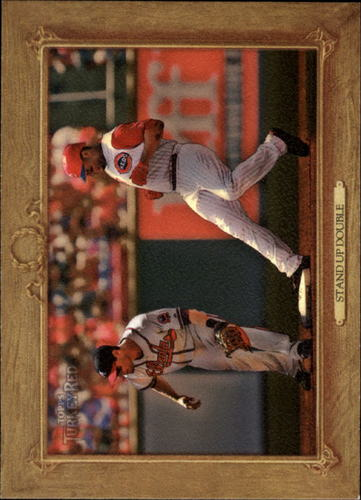 Photo of 2007 Topps Turkey Red #16 Stand Up Double Ken Griffey CL