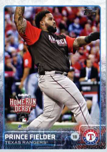 Photo of 2015 Topps Update #US209 Prince Fielder