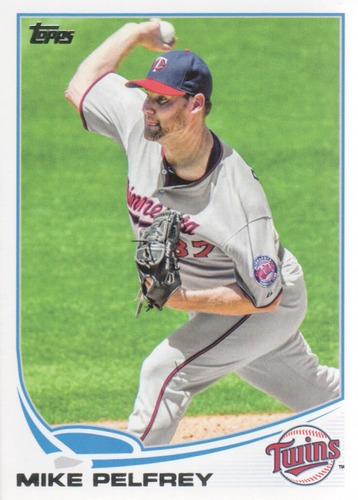 Photo of 2013 Topps Update #US204 Mike Pelfrey