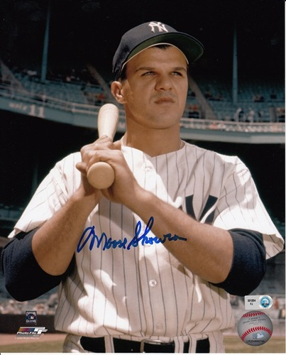 Photo of Moose Skowron Autographed 8x10