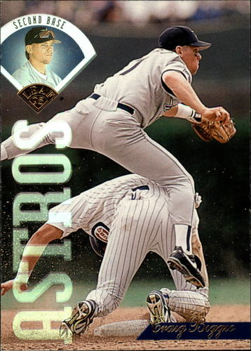Photo of 1995 Leaf #126 Craig Biggio