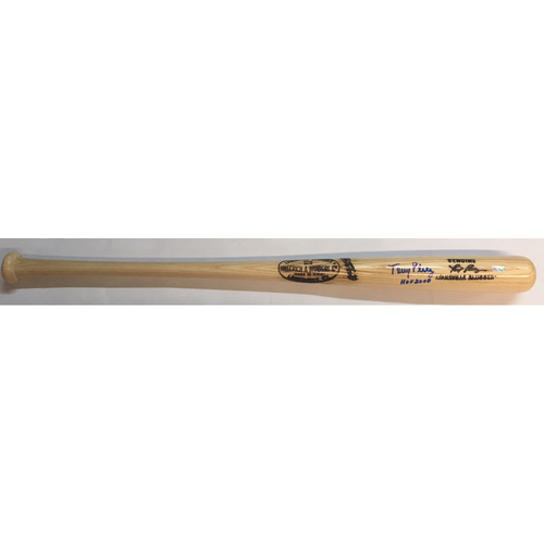 "Photo of Tony Perez ""HOF 2000"" Autographed Game Model Bat"
