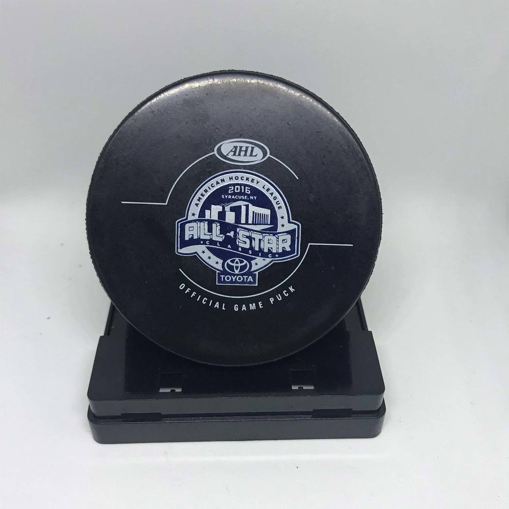 2016 Toyota All Star Classic -Used Puck - Game 5 Period 1