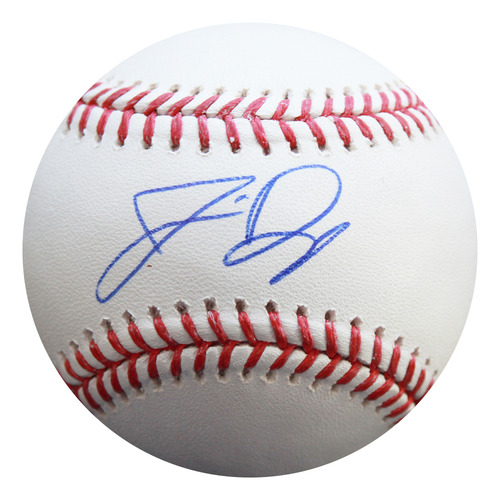 Photo of Autographed Baseball: Jermaine Dye