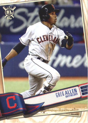 Photo of 2019 Topps Big League #175 Greg Allen