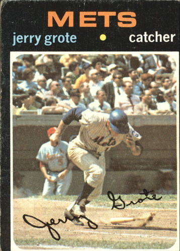 Photo of 1971 Topps #278 Jerry Grote