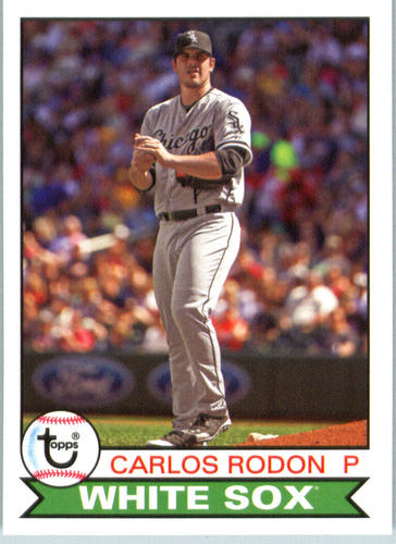 Photo of 2016 Topps Archives #134 Carlos Rodon